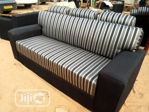 Seven Seaters Sofa Chair ( Fabric) | Furniture for sale in Lagos State, Ikeja