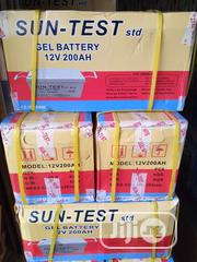 Sun Test Inverter Battery 200AH | Electrical Equipment for sale in Lagos State, Lagos Island