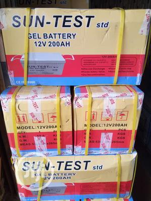 Sun Test Inverter Battery 200AH | Electrical Equipment for sale in Lagos State, Lagos Island (Eko)