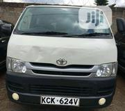 Clean Toyota Haice Bus 2002 White | Buses & Microbuses for sale in Borno State, Chibok