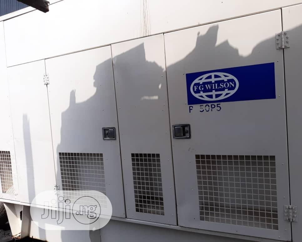 350kva Fgwilson Generator Soundproof