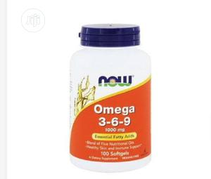 Now Foods Omega 3-6-9 Healthy Skin and Immune Support   Vitamins & Supplements for sale in Lagos State, Ojo
