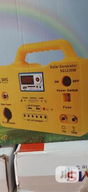 30w Solar Generator With Warranty | Solar Energy for sale in Lagos State, Surulere