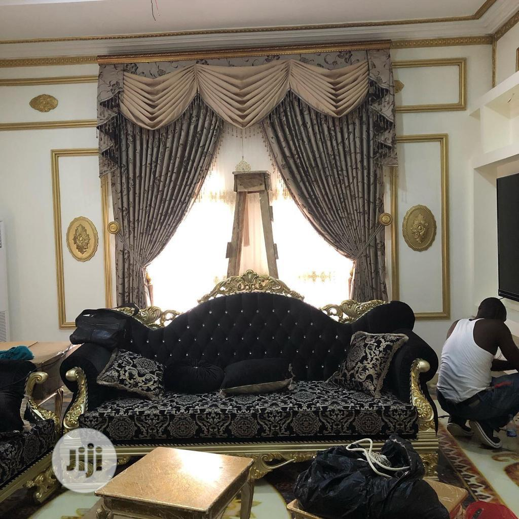 VIP+ Curtains | Home Accessories for sale in Ikeja, Lagos State, Nigeria