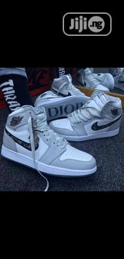 """Dior X Air Jordan 1 High OG MGZ """" Sneakers   Shoes for sale in Lagos State, Lagos Island"""