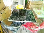 Quality Glass Restaurant Table With Four Chairs | Furniture for sale in Lagos State, Ojota
