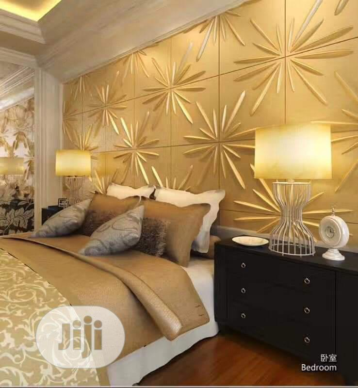 3D Panels/Wallpapers Sales And Installation | Building & Trades Services for sale in Lugbe District, Abuja (FCT) State, Nigeria