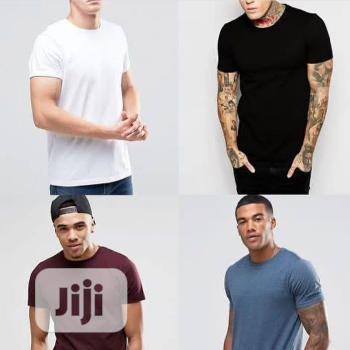 Archive: Plain Tshirt