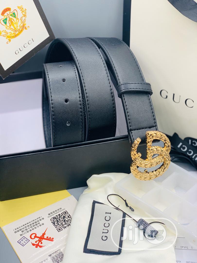Designer Gucci Belt