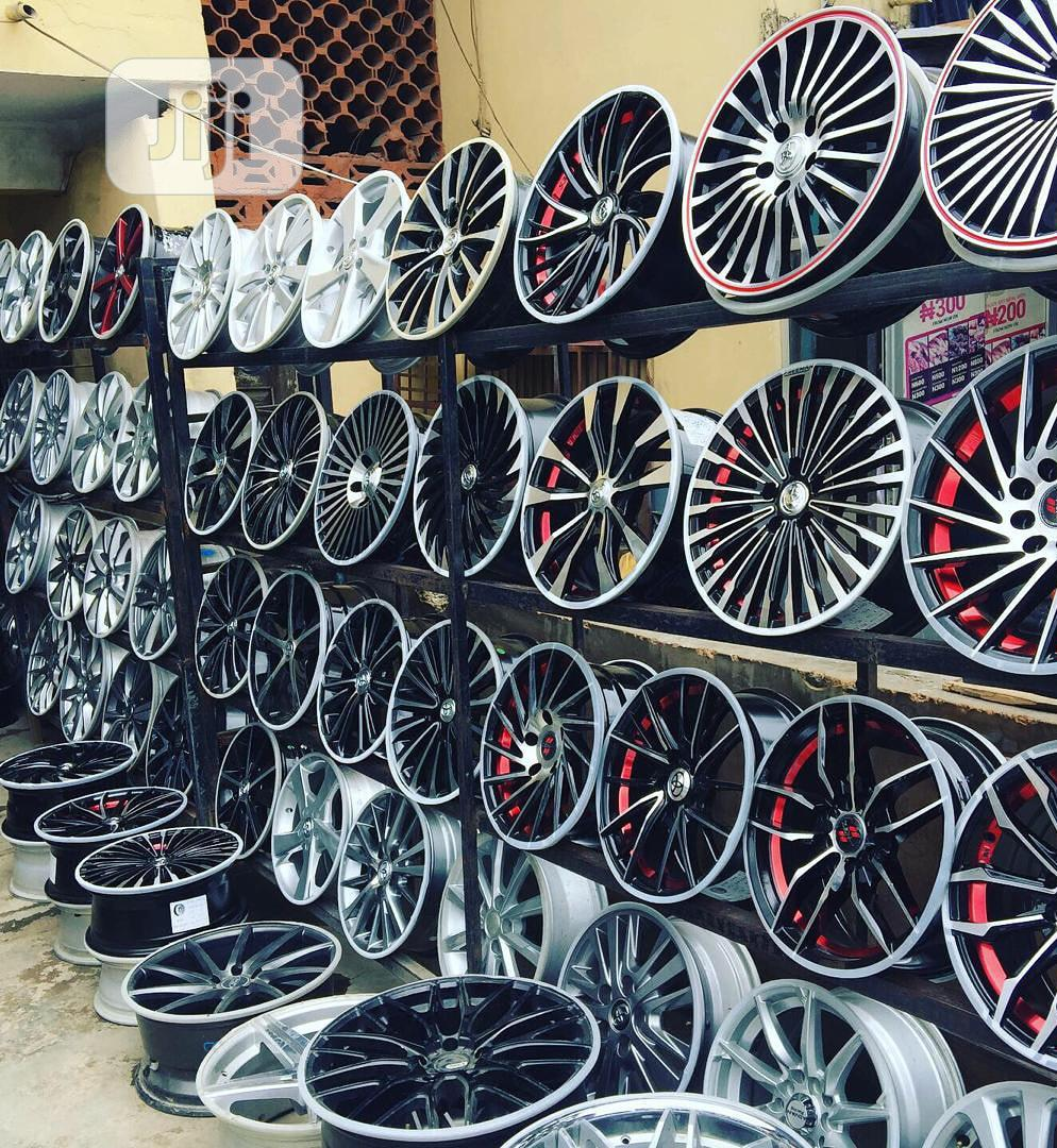 Alloy Wheels All Sizes Available