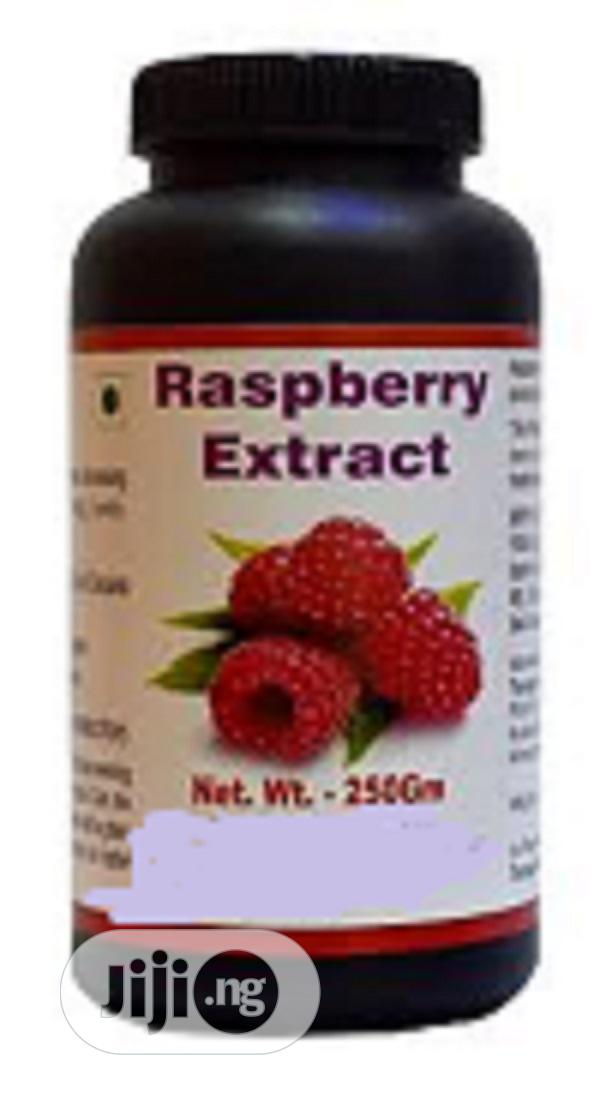 Archive: Raspberry Extract (Per Kg)