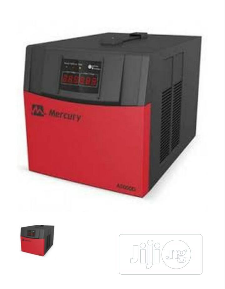 Archive: 5000va Mercury Stabilizer