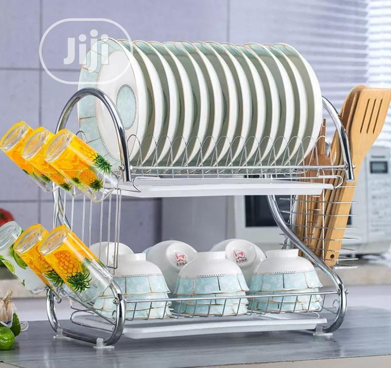 Archive: Stainless Plate Rack