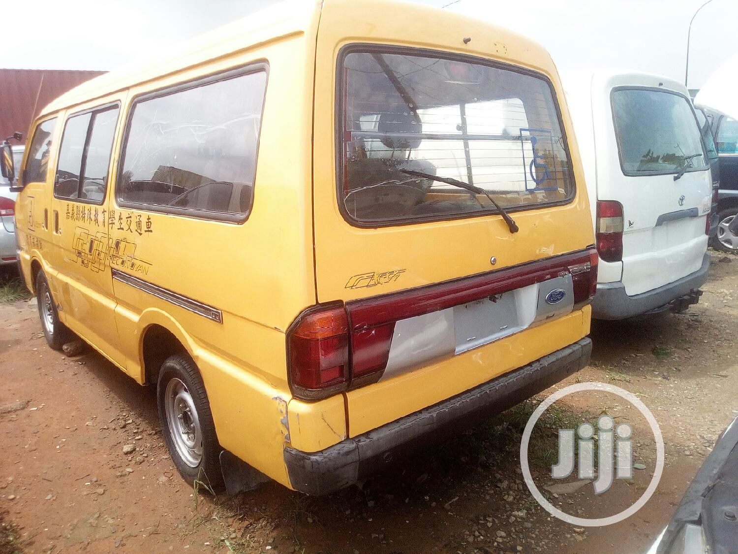 FORD Transit Bus | Buses & Microbuses for sale in Apapa, Lagos State, Nigeria