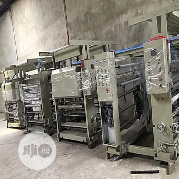 ASY2100 Gravure Nylon Printing Machine 2 Colours | Printing Equipment for sale in Ajah, Lagos State, Nigeria