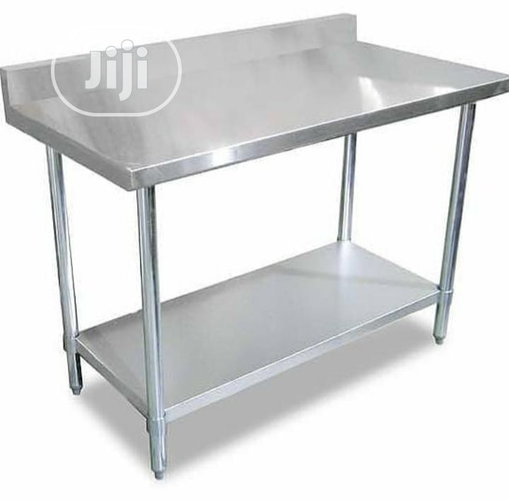 Stainless Steel Working Table 5feet