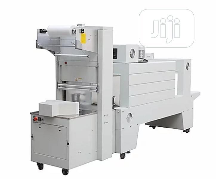BZJ5038BBSE5038 Shrink Wrapping Shrink Packing Machine