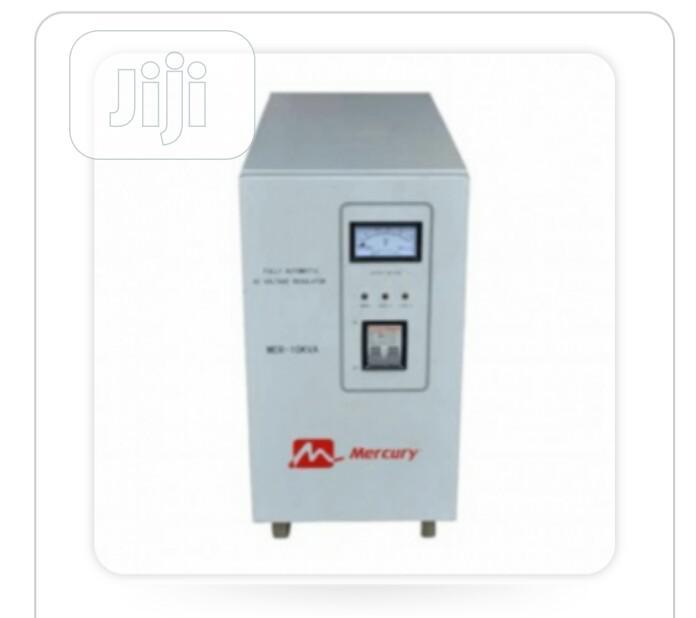 Archive: 15kva Mercury 1 Phase Automatic AC Stabilizer