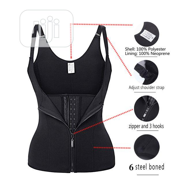 Tummy Control Shapewear Vest Adjustable Straps Body Slimmer   Clothing Accessories for sale in Ikeja, Lagos State, Nigeria