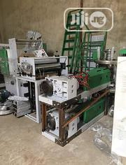 Pure Water Nylon Film Blowing Machine Shopping Bag Extruder | Manufacturing Equipment for sale in Lagos State, Ajah