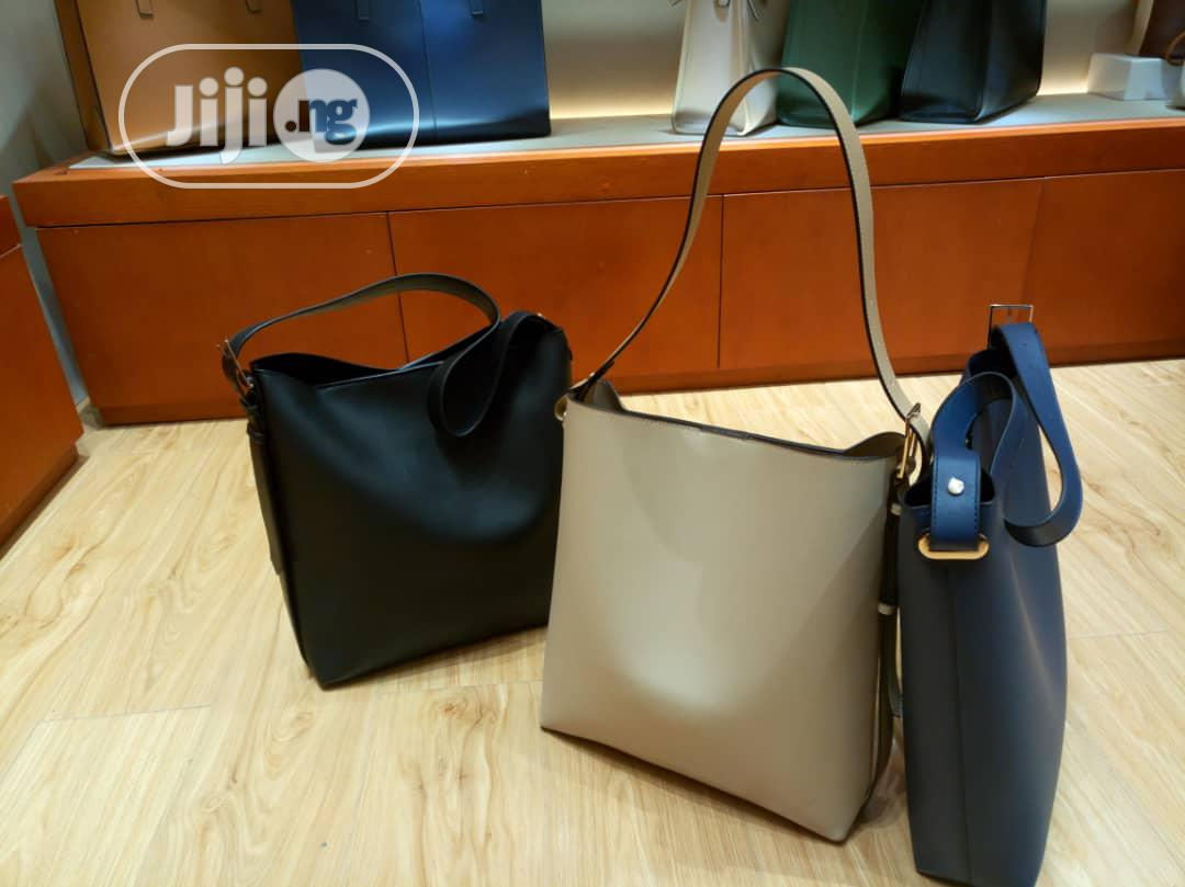 Archive: Genuine Leather Hang Bag