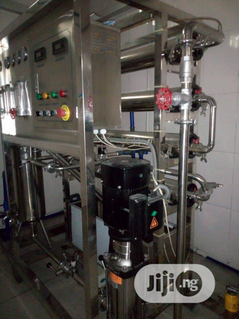 Water Bottling Company For Lease | Manufacturing Equipment for sale in Port-Harcourt, Rivers State, Nigeria