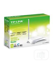 TP-LINK TL-WR720N V2 150 Mbps Wifi Router (White) | Networking Products for sale in Lagos State, Ikeja