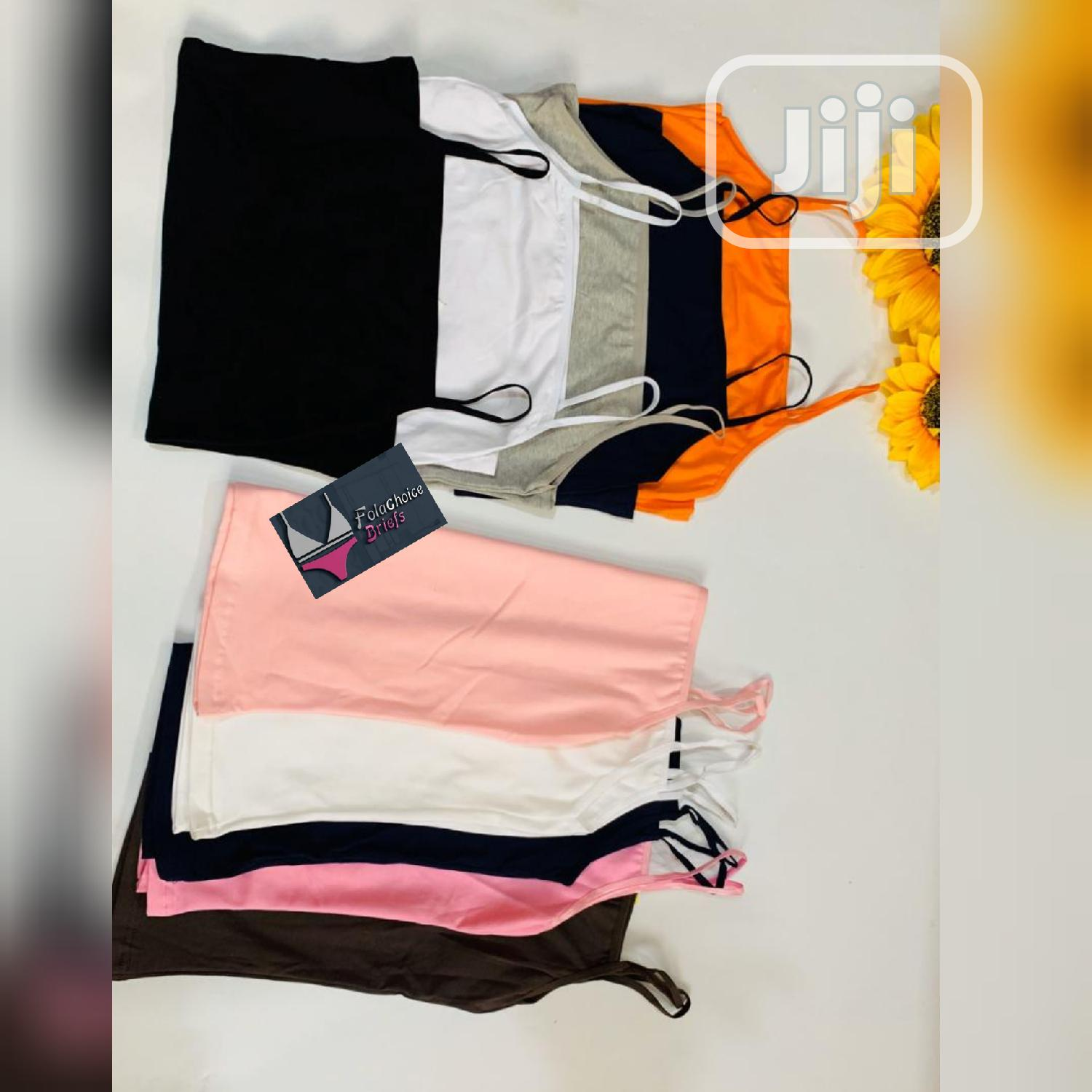 Quality Top Camisole   Clothing for sale in Ojodu, Lagos State, Nigeria