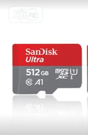 Sandisk Ultra Memory Card 512 GB | Accessories for Mobile Phones & Tablets for sale in Lagos State, Amuwo-Odofin