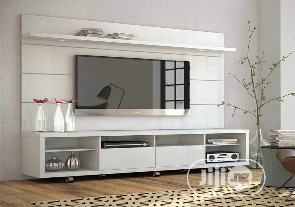 Well Finished TV Console