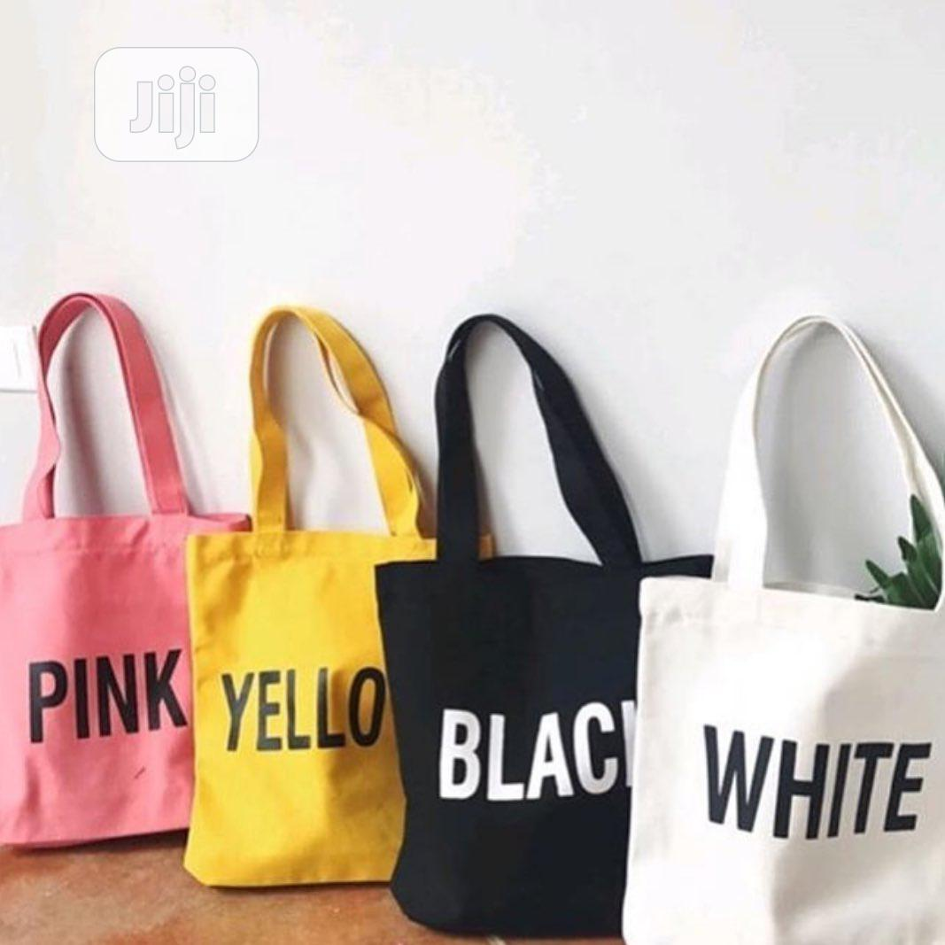 Archive: Shopping Tote Bags