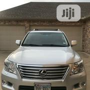 Lexus LX 2011 570 Gold | Cars for sale in Lagos State, Maryland