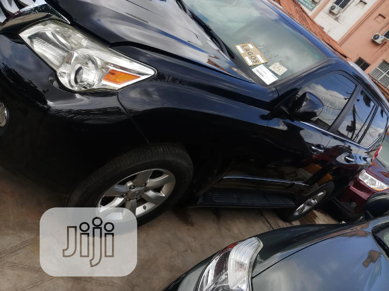 Lexus GX 2010 460 Black   Cars for sale in Ikeja, Lagos State, Nigeria