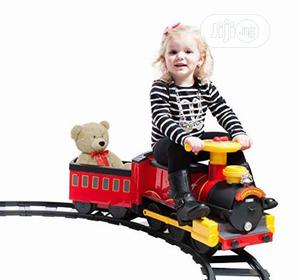Rollplay Steam Train 6 Volt Battery Ride-on Vehicle | Toys for sale in Lagos State, Alimosho