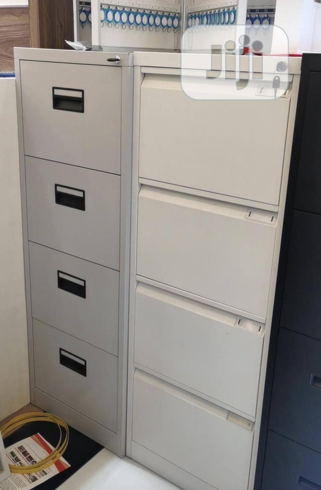 4 Drawers Metal Cabinet