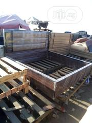 6 By 6 Bed Frame The Complete Set   Furniture for sale in Lagos State, Amuwo-Odofin