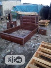 6 By 4 Bed Frame ( Complete Set)   Furniture for sale in Lagos State, Ojo