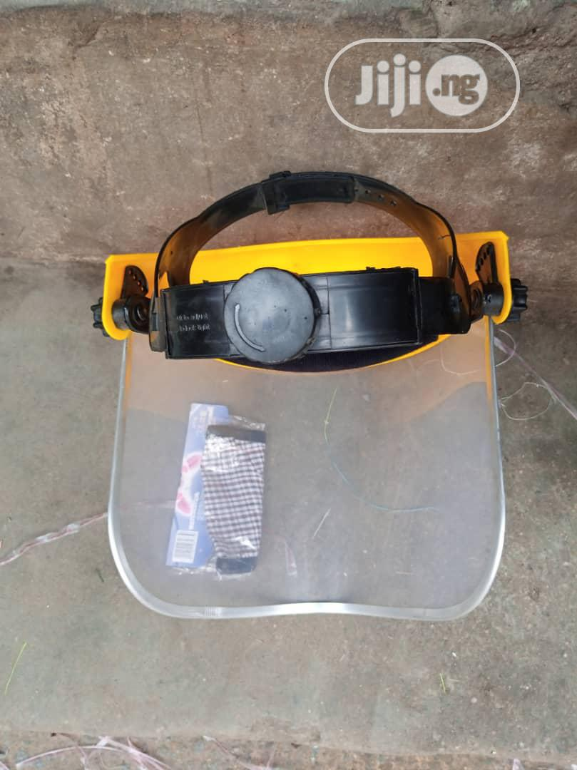 Face Shield | Safety Equipment for sale in Lagos Island, Lagos State, Nigeria