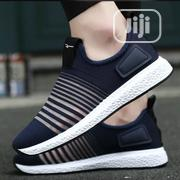 Beautiful High Quality Men'S Classic Designers Sneakers | Shoes for sale in Benue State, Logo