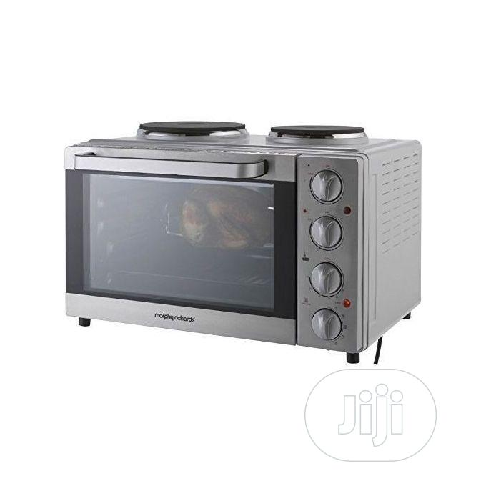 Morphy Richards Exquisite 3-In-1 Convection Mini Oven, Grill