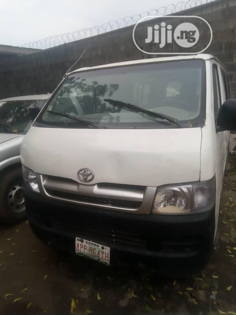 Toyota Hiace Bus | Buses & Microbuses for sale in Ikeja, Lagos State, Nigeria