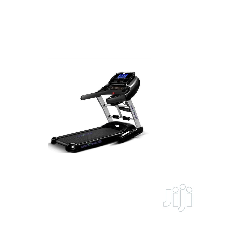 2.5hp Techno Treadmill