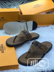 Hermes Palm Slippers | Shoes for sale in Lagos State, Ikeja