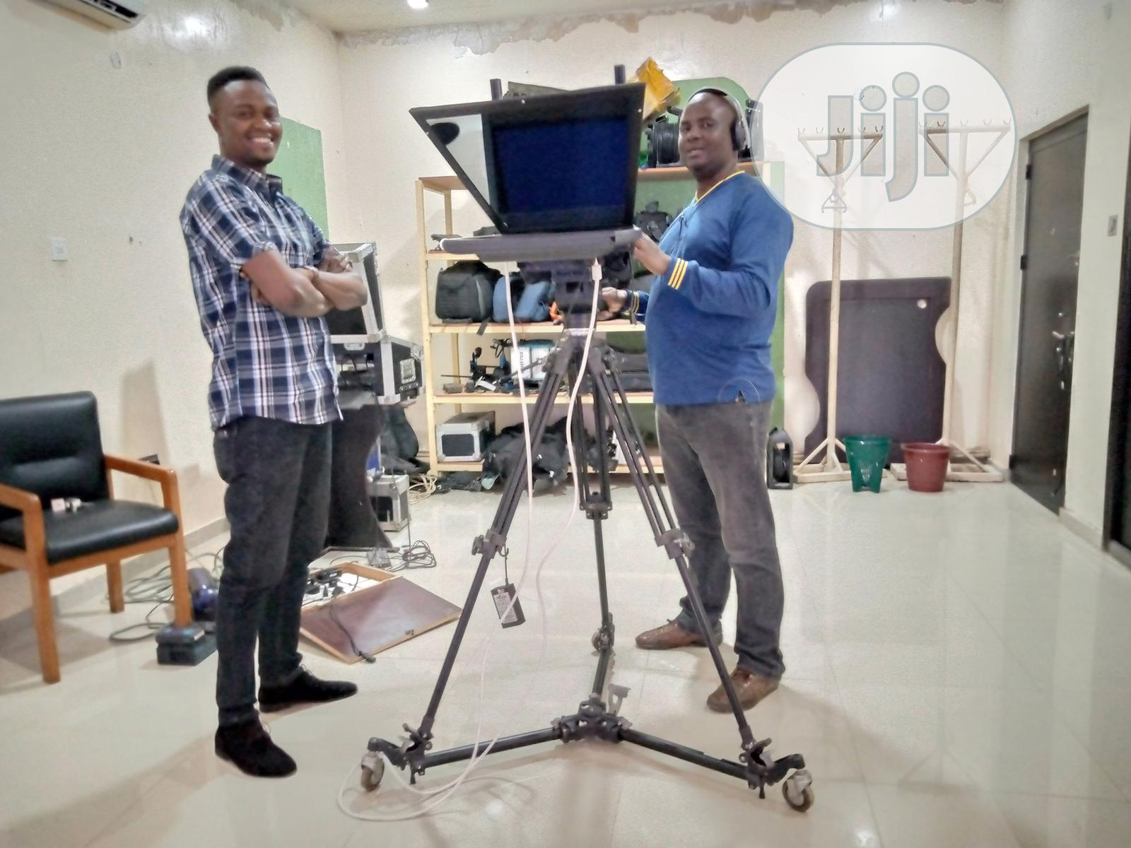 Video Recording Studio