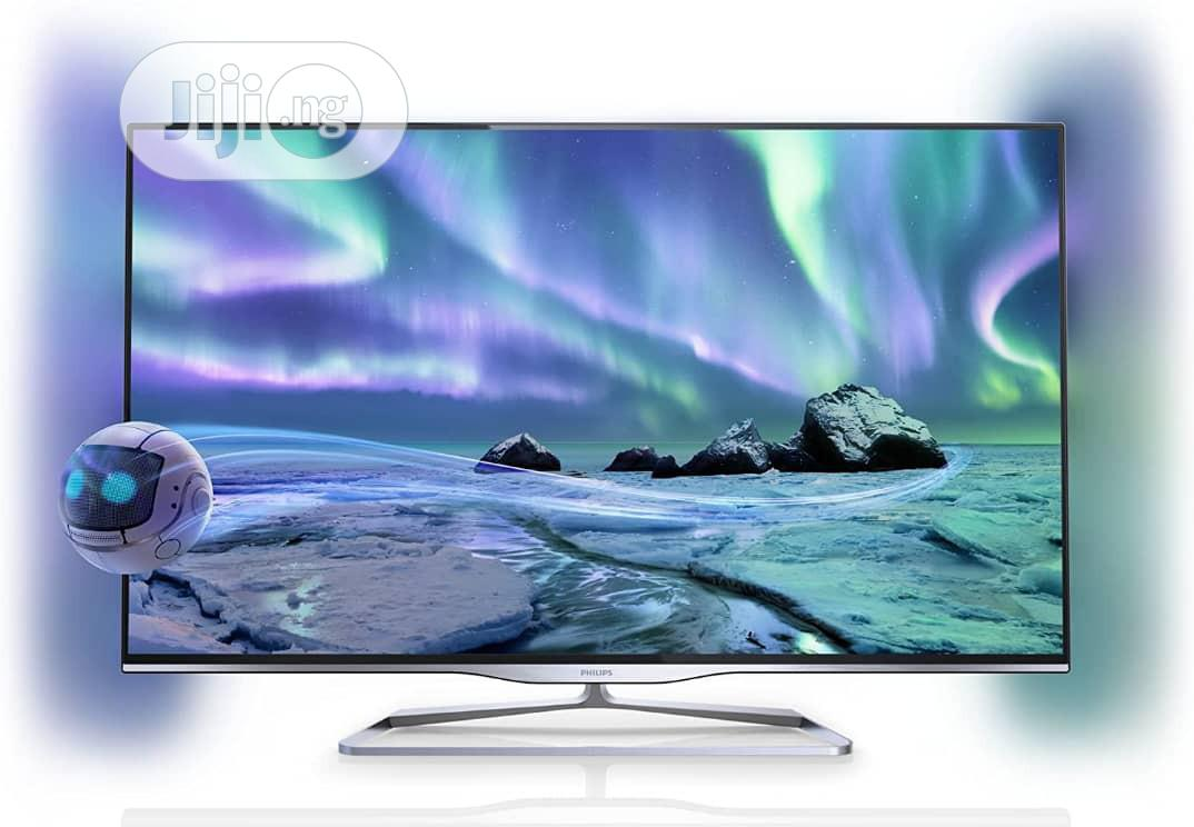 "Philips 47"" 6000 Series 3D Ultra-Slim Smart LED TV"
