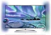 "Philips 47"" 6000 Series 3D Ultra-Slim Smart LED TV | TV & DVD Equipment for sale in Lagos State, Alimosho"