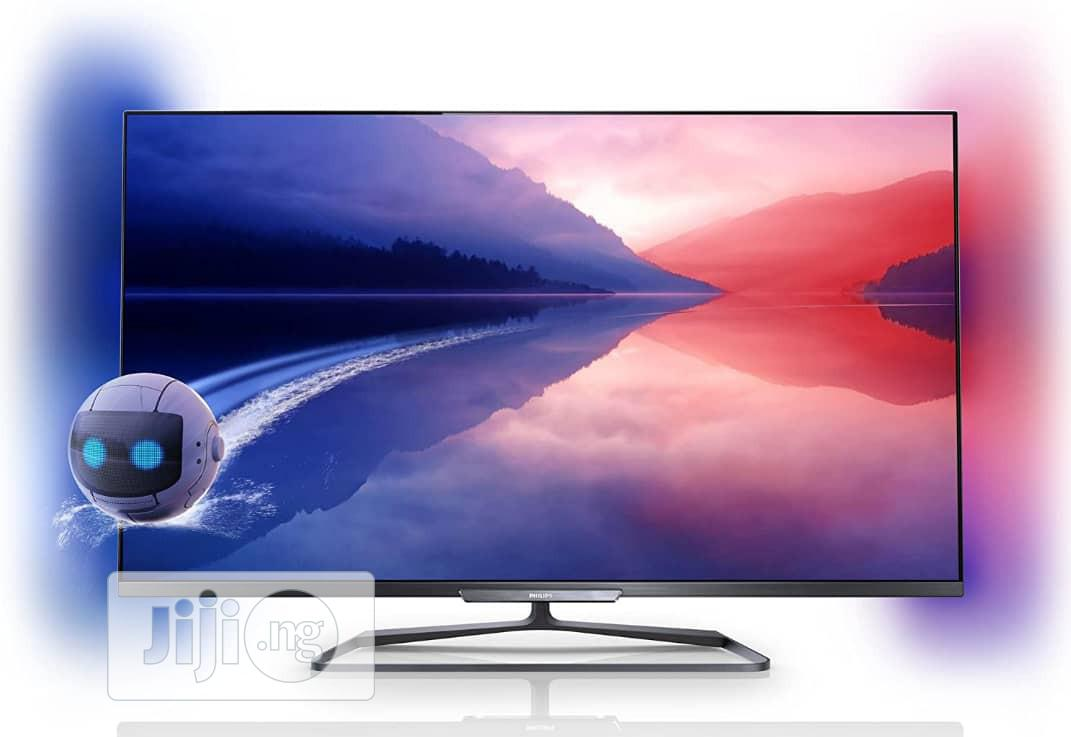 "Philips 47"" 6000 Series 3D Ultra-Slim Smart LED TV 