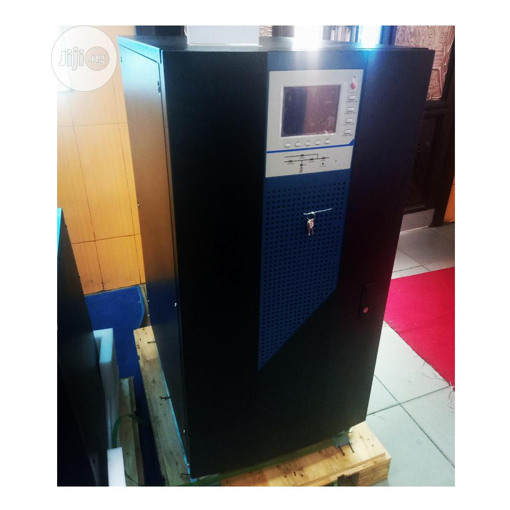 Blue Gate 100KVA/384V Online UPS Lf Series