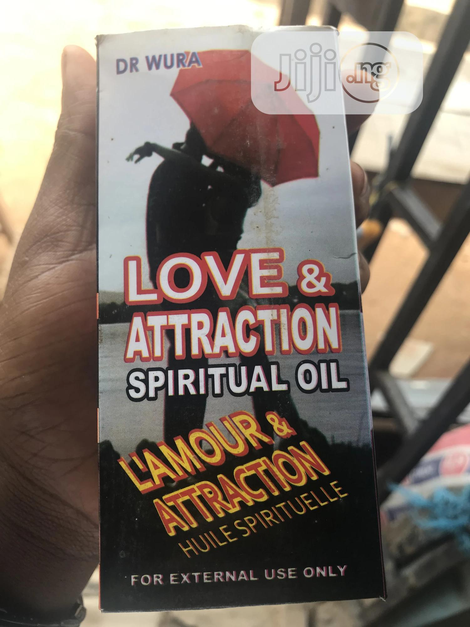 Archive: Love And Attraction Oil Or Soap