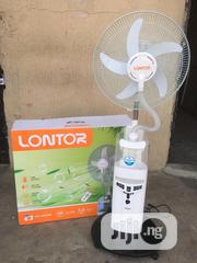 Lontor Rechargeable Fan Mixer   Home Appliances for sale in Lagos State, Lekki Phase 1